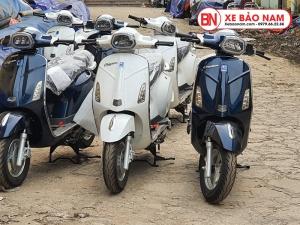 Xe ga 50cc Nio S Plus 2020 Màu Xanh