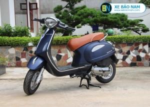 Xe ga 50cc Roma SE Dk bike màu xanh cửu long