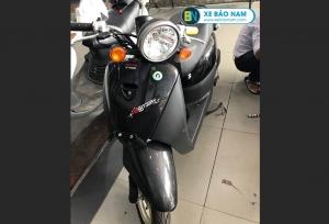 Xe ga 50cc Honda Today nhập khẩu màu đen