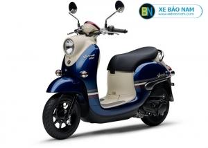 Xe ga 50cc Yamaha Vino Nhật Bản nhập khẩu 2019 màu xanh đậm
