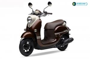 Xe ga 50cc Yamaha Vino nhật bản nhập khẩu màu nâu