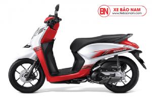 Xe máy Honda Genio 110cc màu đỏ