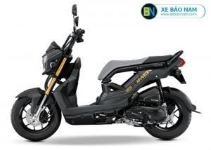 Xe ga Honda Zoomer X 110cc màu đen