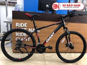 xe đạp Giant ATX 610 màu đen đỏ