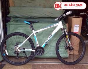 Xe đạp Giant ATX 610 màu trắng xanh