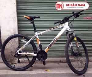 Xe đạp Giant ATX 610 màu trắng cam
