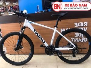 Xe đạp Giant ATX 700 màu trắng