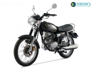 Xe husky Classic 125 màu đen