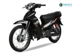 Xe máy 50cc Sirius FIFI màu đen