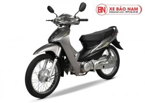 Xe Máy Wave 50cc Việt Thái Màu Xám