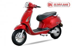 Xe máy điện Vespa Osakar Nispa SE màu đỏ
