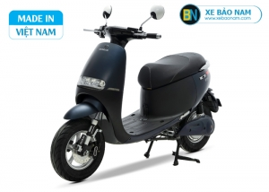 Xe máy điện Gogo osakar màu xanh đậm
