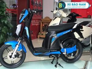 Xe máy điện Ludo Vinfast màu xanh ( Không Pin)