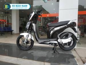 Xe máy điện Ludo Vinfast màu trắng ( Không Pin)
