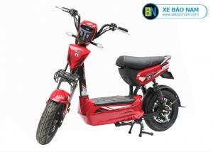 Xe đạp điện Nijia 5G Mới nhất 2020 màu đỏ