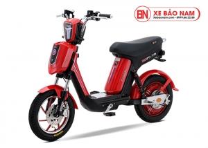 xe đạp điện Nijia Sasuke 2020 màu đỏ