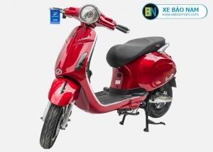Xe máy điện nijia Venus Smartkey màu đỏ