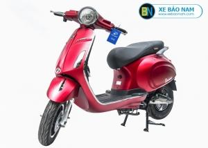 Xe máy điện nijia Venus Smartkey màu hồng
