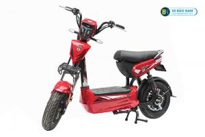 Xe máy điện Nijia màu đỏ