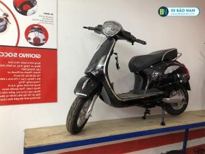Xe máy điện Roma SE DK màu đen
