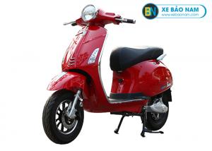 Xe máy điện Vespa Valerio màu đỏ
