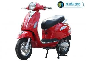 Xe máy điện Vespa Xyndi màu đỏ