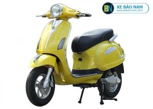 Xe máy điện Vespa Xyndi màu vàng
