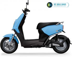 Xe máy điện YADEA E3 màu xanh MỚI NHẤT 2019