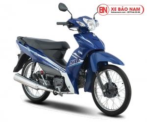 Xe máy Elegent 50 màu xanh