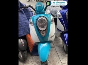 Xe tay ga Elite SYM Màu Xanh New 2019