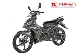 Xe máy Exciter 50cc Côn Tay 2019 màu đen nhám