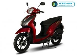 Xe máy Candy Hermosa 50cc màu đỏ