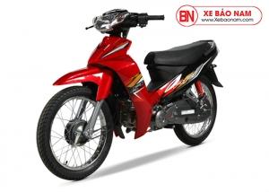 Xe máy 50cc Sirius FIFI màu đỏ