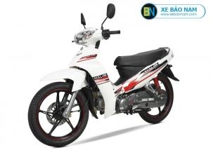 Xe máy 50cc Sirius Halim màu trắng