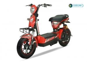 Xe máy điện Osakar S8 Sport màu đỏ