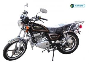 Xe côn tay Suzuki GN 125-2F 2017