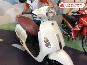Xe ga 50cc Passing chính hãng SYM Mới nhất màu bạc