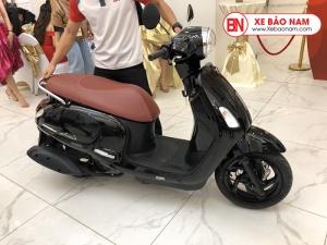 Xe ga 50cc Passing chính hãng SYM Mới nhất màu Đen