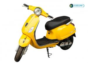 Xe Xyndi S màu vàng