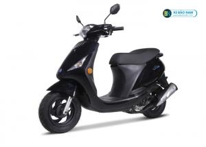 Xe ga Zipi 50cc đời mới màu đen
