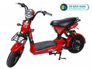 Xe đạp điện Osakar 12A màu đỏ