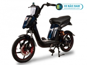 Xe đạp điện Osakar Alphađen tem xanh cửu long