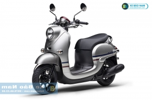Xe ga 50cc Yamaha Vino nhật bản nhập khẩu màu bạc