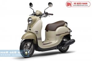 Xe ga 50cc Yamaha Vino nhật bản nhập khẩu màu kem