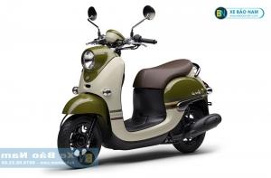 Xe ga 50cc Yamaha Vino nhật bản nhập khẩu màu xanh bộ đội
