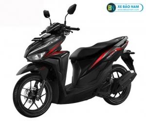 Xe Honda Vario 125cc màu đen tem đỏ