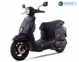 Xe máy Abela 110 màu đen