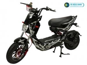Xe máy điện Osakar Xmen màu đen