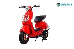 Xe máy điện ESPERO Milan màu đỏ