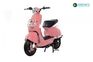 Xe máy điện ESPERO Milan màu hồng